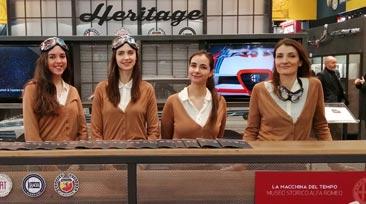 Salon Rétromobile 2020 – PARIS